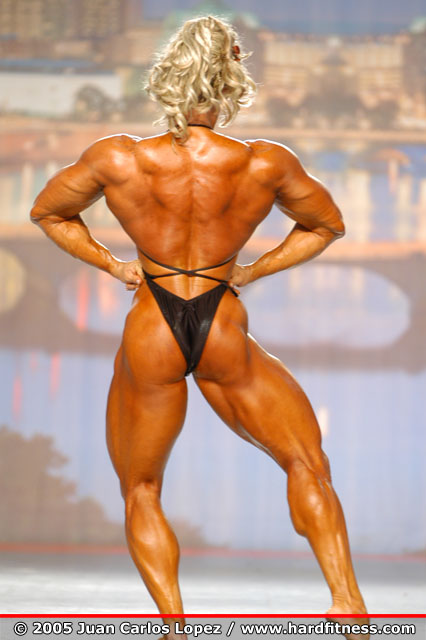 2005 IFBB Figure, Fitness and Women's Bodybuilding Arnold