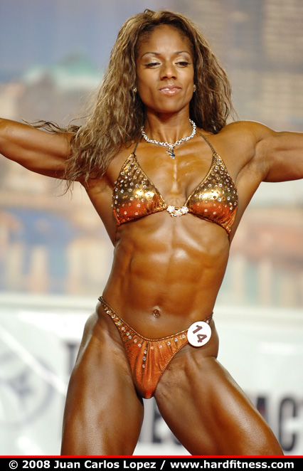 carrie simmons   finals   2008 arnold classic and arnold amateur
