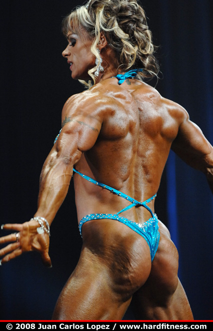 2008 Arnold Classic Amateur Results