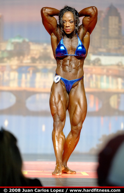 2008 arnold amateur results