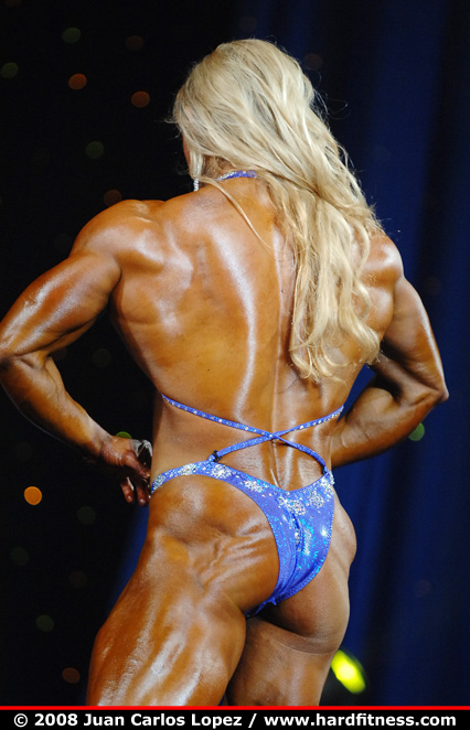 The 2008 arnold amateur results