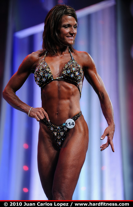 Laurie Gunzelman Twopiece 2010 Arnold Classic And