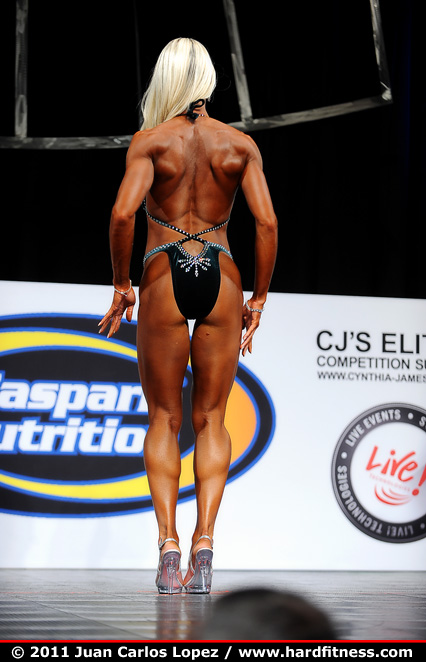 Jayme Appleman - twopiece - 2011 Arnold Classic