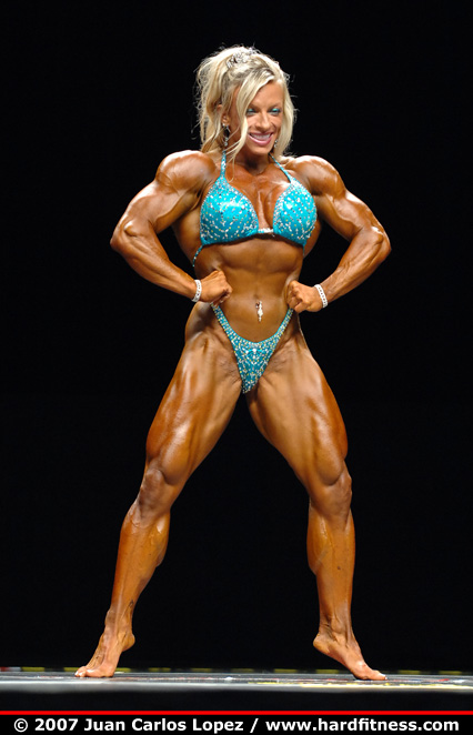 female bodybuilders on steroids