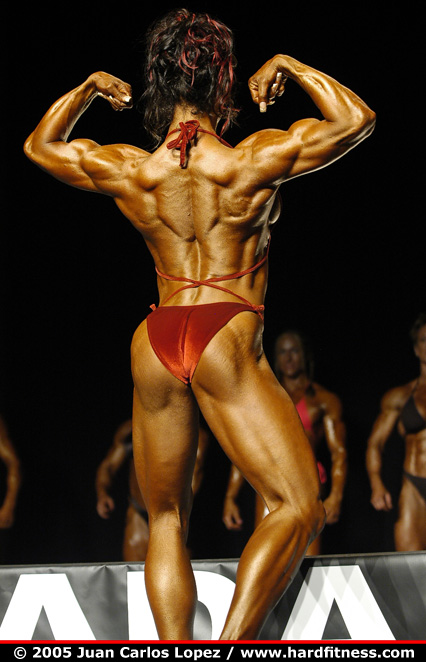 2005 Canadian Womens Bodybuilding Nationals