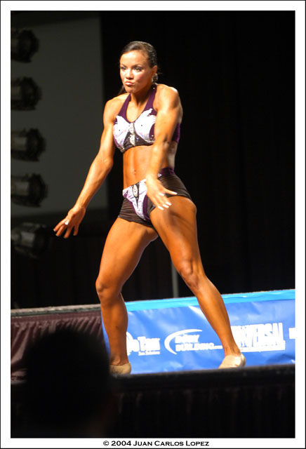 Figure, Fitness and Women's Bodybuilding competitions