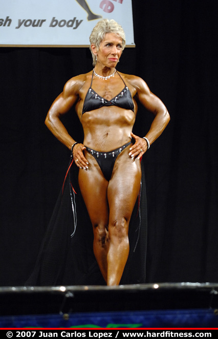 35 - finals - 2007 Emerald Cup Figure, Fitness and