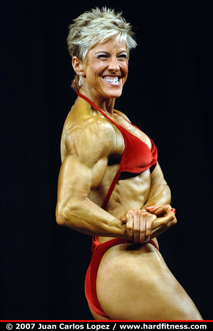 Janet Guenther - finals - 2007 Emerald Cup Figure, Fitness and