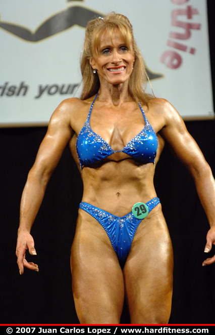 Christine le monde gorgeous 50 year old personal fitness