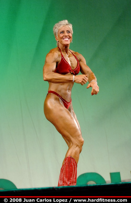 Janet Guenther - finals - 2008 Emerald Cup Figure, Fitness