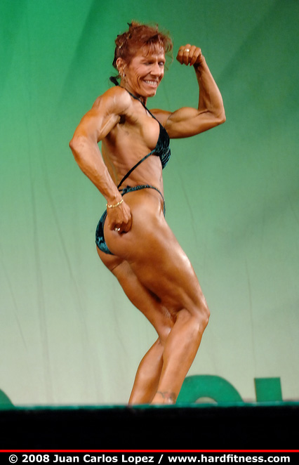 Teresa Maine Finals 2008 Emerald Cup Figure Fitness