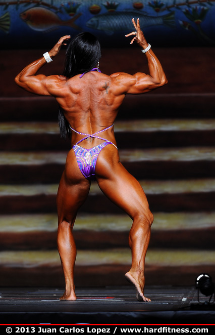 Michelle Trapp - 2013 Europa Dallas Supershow