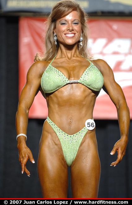 Courtney Gahm Twopiece 2007 NPC Jr Nationals