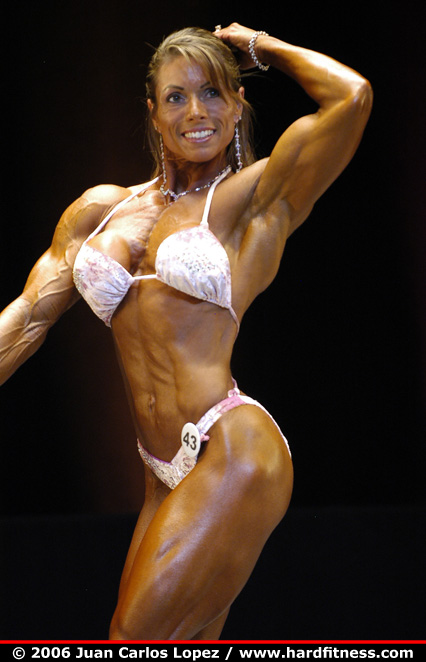 Jamie Troxel - finals - 2006 NPC National Bodybuilding and