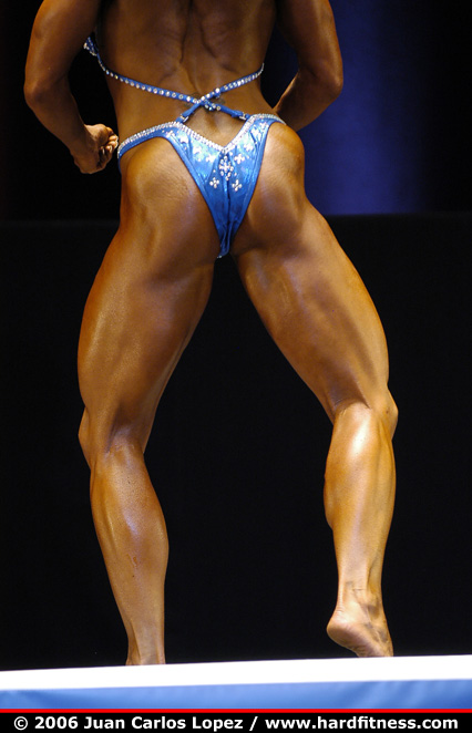 - finals - 2006 NPC National Bodybuilding and Fitness Championships
