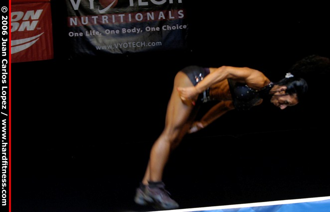 Lena Squarciafico - routine - 2006 NPC National