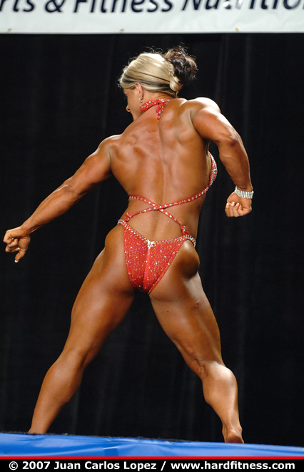 - finals - 2007 NPC National Bodybuilding and Fitness Championships