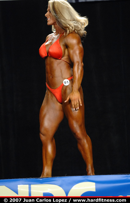 Kris Murrell Bodybuilder http://hardfitness.com/competitions/nationals2007/npcbodybuilding/heavyweight/krismurrell/prejudging/index.html