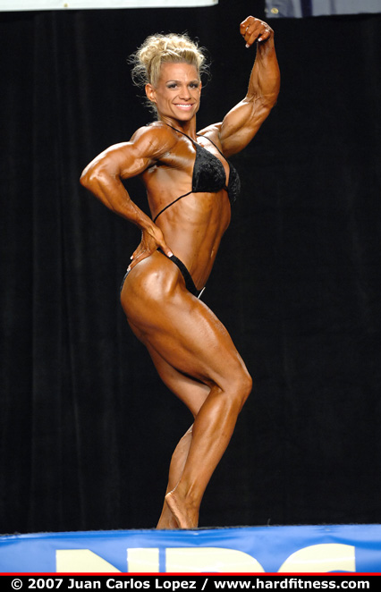 Yess. love national amateur bodybuilding association she