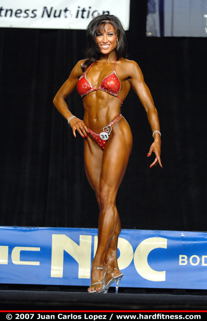 twopiece - 2007 NPC National Bodybuilding and Fitness Championships