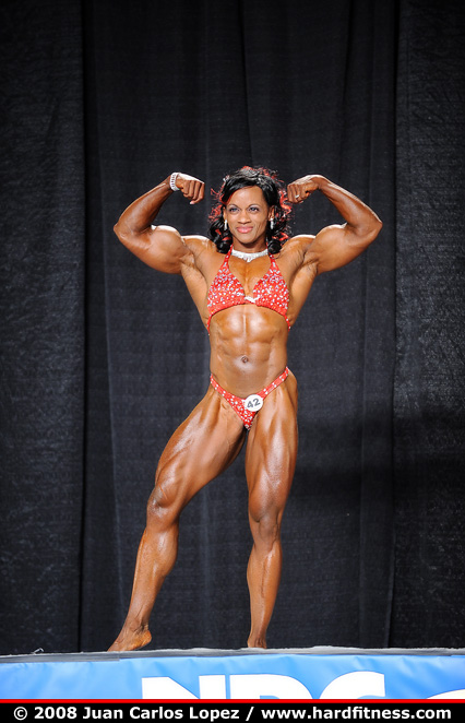 Finals 2008 npc national bodybuilding and figure championships
