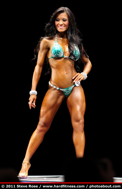 Andrea Lynn - twopiece - 2011 NPC Nationals