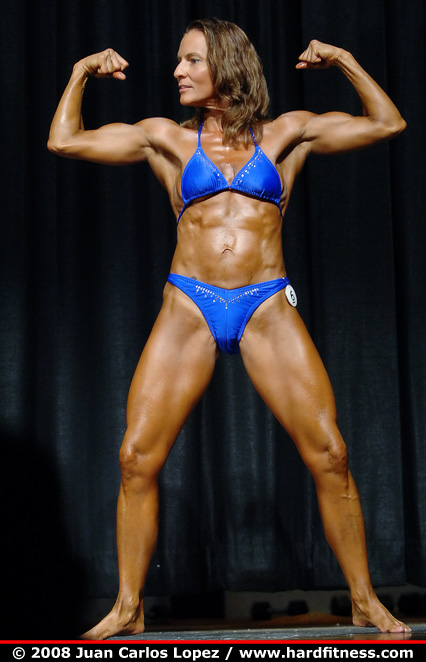 Mary Anthony - finals - 2008 NPC New Jersey State