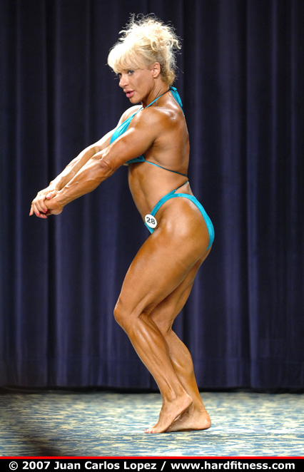 Bodybuilder kathy connors