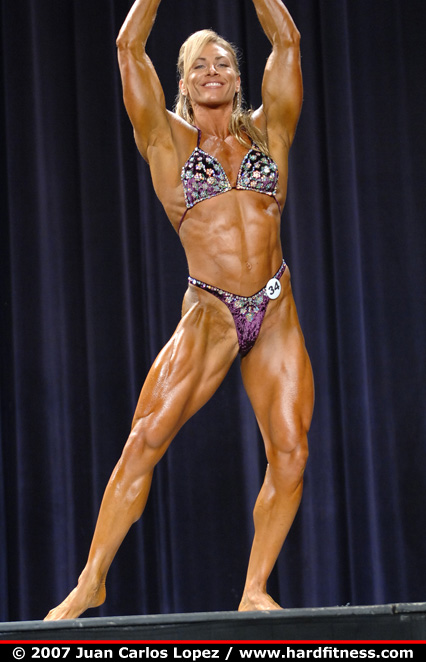 namecomp - suitsel - 2007 IFBB North American Championships