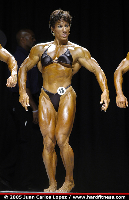 Back to 2005 Ms. Olympia, Figure Olympia and Fitness Olympia
