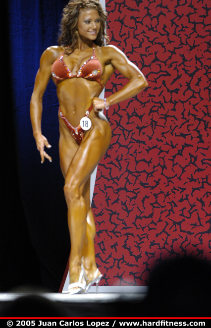 2005 Ms. Olympia, Figure Olympia and Fitness Olympia