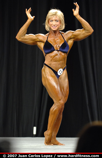 Female mature bodybuilders opinion you