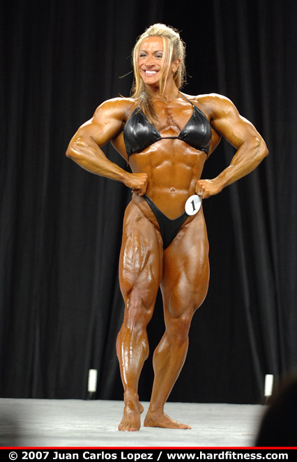 Biggest FBB in the World http://fitgems.blogspot.com/2008/09/2008-miss-olympia-predictions.html