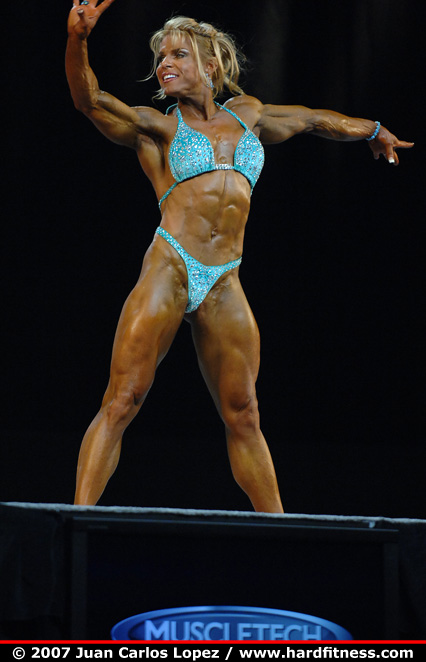 Kessler - finals - 2007 Olympia Fitness, Figure and Ms. Olympia