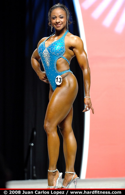 stacy simmons onepiece 2008 ifbb figure fitness and ms olympia. Black Bedroom Furniture Sets. Home Design Ideas