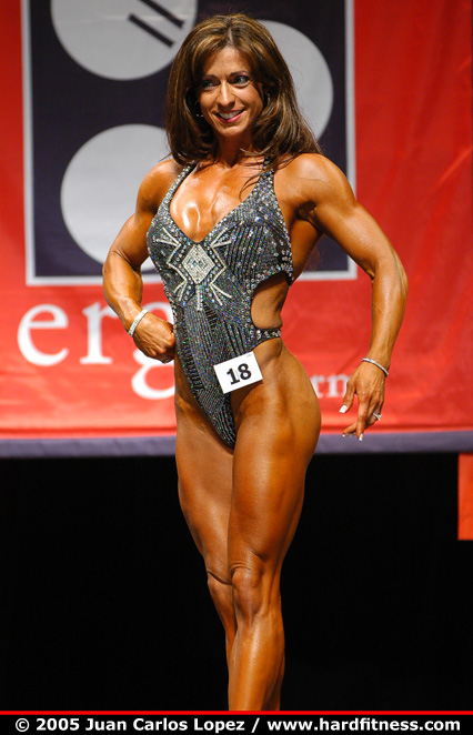 2005 NPC Team Universe Figure, Fitness and Women's