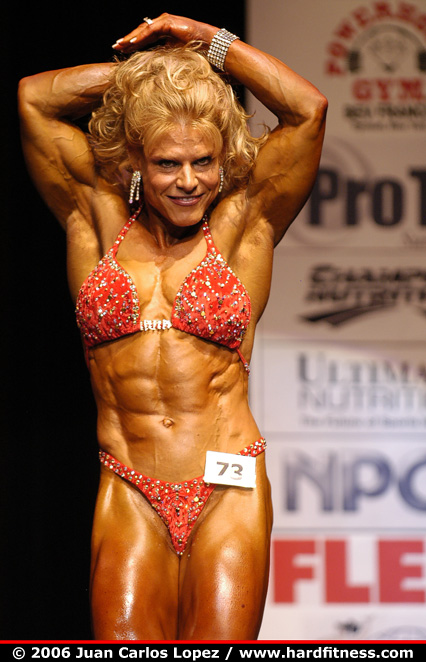 Stephanie Kessler - finals - 2006 Team Universe and NYC