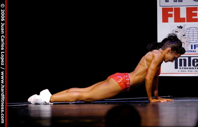 Jessica Nabinger Routine 2006 Team Universe And NYC