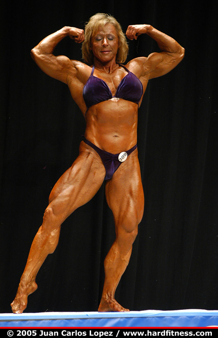 2005 NPC USAs Figure and Female Bodybuilding Championships