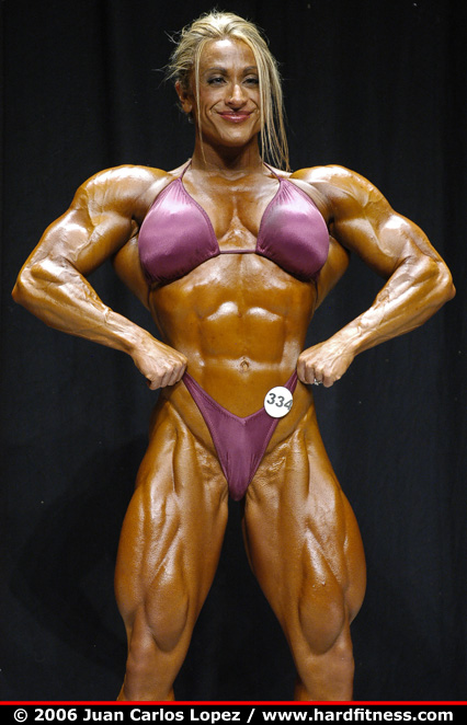 - prejudging - 2006 USA's Figure and Bodybuilding Championships