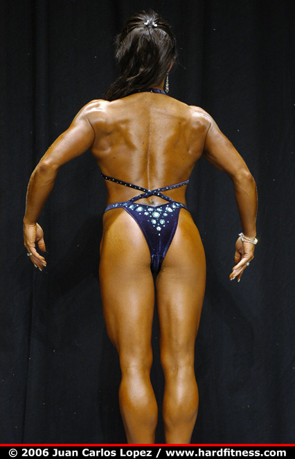 Esther Taylor Twopiece 2006 Usa S Figure And
