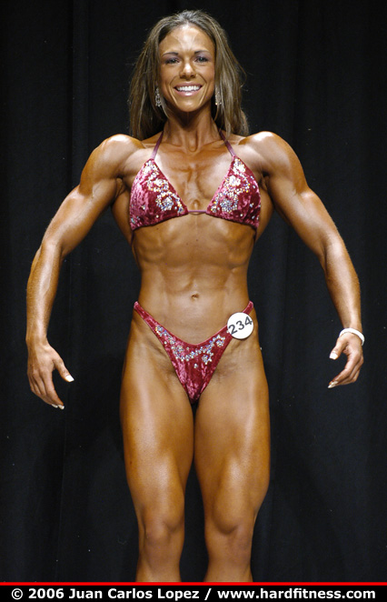 Swink - twopiece - 2006 USA's Figure and Bodybuilding Championships