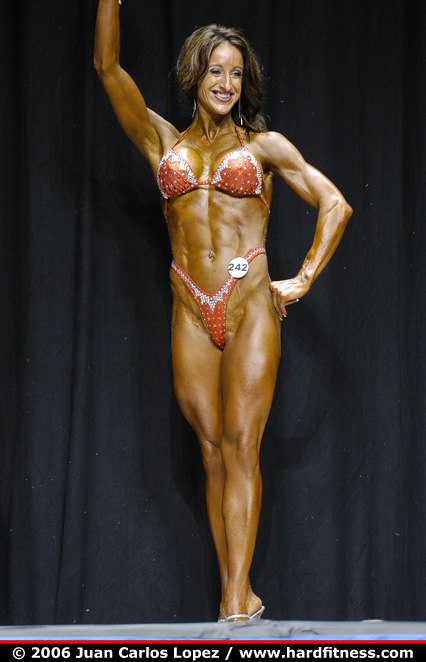 Kimberly Neumeyer - twopiece - 2006 USA's Figure and