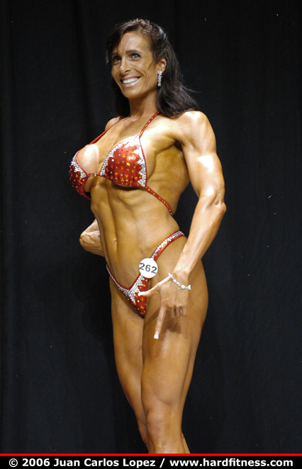 Elise Penn Twopiece 2006 Usa S Figure And Bodybuilding