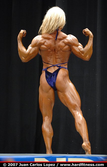 female bodybuilding steroid use