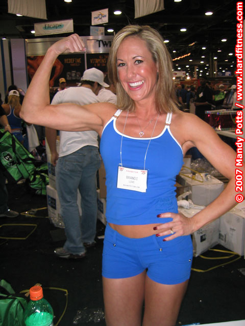 Hard Fitness Online Magazine Issue 26 Arnold 2007 Expo Photos