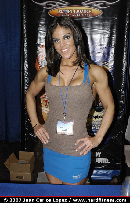 Hard Fitness Online Magazine Issue #26 - Ironman 2007 Expo ...
