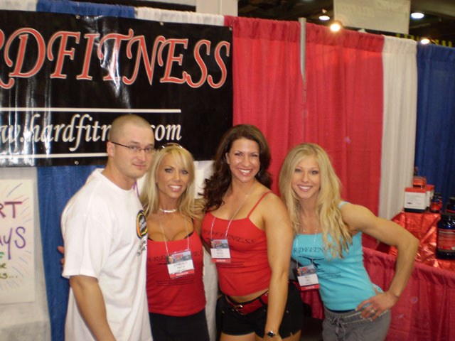 Hard Fitness Online Magazine Issue #38 - 2008 Arnold Expo ...