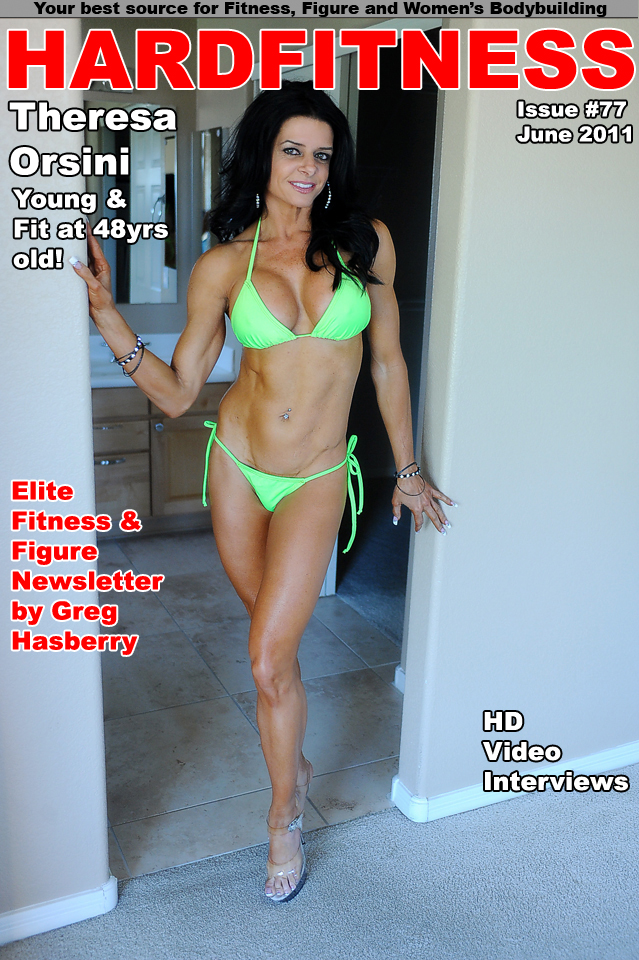Hard Fitness Online Magazine Issue #77 - 20 Question with Cover ...